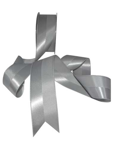 Grosgrain with Satin Ribbons